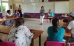 Une formation de soutien à la parentalité à l'école Mama'o