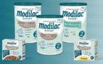 Salmonelle : rappel des produits infantiles Modilac