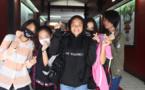 """Les jeunes Polynésiens """"carrément"""" sous le charme des BTS"""