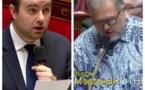 Grand Débat : Le ministre Lecornu rappelle au député Brotherson qu'il peut organiser un débat au fenua