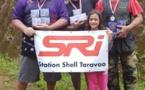 Ball Trap – Compétition du Sporting Clay Club Tahiti : Médaille d'or pour Matahi Aunoa