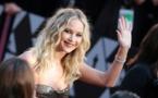 L'actrice Jennifer Lawrence officiellement fiancée