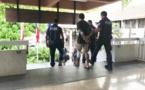 Douze mois ferme pour le vol et l'agression d'un touriste