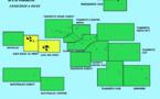 Fortes pluies : La Société en vigilance jaune
