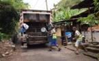 Faa'a : La collecte des déchets tourne au ralenti