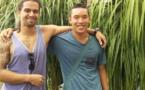 Tour de Tahiti : le défi de Maiti et Jason