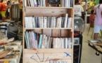 Polynélivre installe une boîte à livres à Mahina