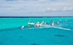 Windsurf - Trois tahitiens au Défi Wind du Japon