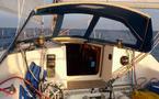 Panique à bord d'un voilier à Moorea