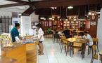 Réouverture de la Bibliothèque-médiathèque de Papeete
