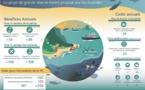 Créer une aire marine protégée aux Australes créerait 70 emplois