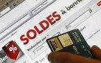 Soldes: ventes sur internet en hausse de 19% par rapport à l'an dernier (Fevad)