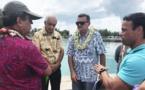 Uturoa : le quai des pêcheurs bientôt opérationnel