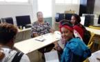 Les collégiens de Tubuai découvrent divers métiers