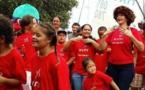 Trisomie 21 : du beach soccer pour soutenir le centre Papa Nui