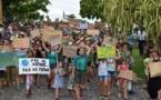 """Marche pour le climat : """"Je pense à ce que je vais laisser à mes enfants"""""""