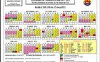 Les calendriers scolaires 2011-2012 à télécharger