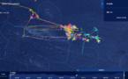 Une carte pour surveiller la flotte de pêche chinoise en Polynésie