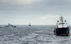Grande America: des barrages flottants mis en place pour la première fois