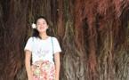 Nathalie Hoang, lycéenne au front pour le climat