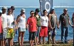 Teahupoo: Cérémonie d'ouverture de la Billabong Pro 2011