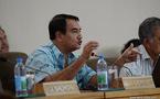 """Foncier : la vice-présidence accuse les autonomistes de faire de la """"démagogie à but médiatique"""""""