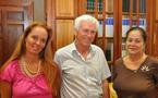 CESC: Visite protocolaire de Bernard Leplat, le nouveau président du tribunal administratif