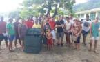 Le compostage fait des adeptes à Bora Bora