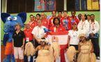 6ème jour: 31 médailles pour Tahiti derrière la Calédonie qui en rafle 78