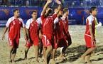Championnat du monde de Beach Soccer: Les TIKITOA réalisent l'EXPLOIT!