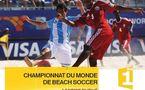 Championnat du monde de Beach Soccer: Les matchs des TIKITOA seront sur Polynésie 1ère!