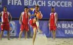 Beach soccer: Les TIKITOA en Italie ( VIDEO)
