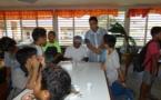Des actions pour mettre fin au gaspillage dans les écoles de Taputapuātea