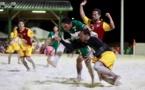 Beach Soccer – Festival des îles : Les Tiki Tama battent les Green Warriors 6-4
