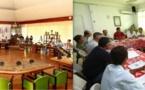 Projet de rénovation urbaine : réunions des comités de pilotage à Punaauia et Mahina