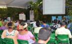 Les élus de Tahiti et Moorea en séminaire pendant trois jours