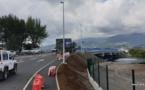 Le nouveau pont de Motu Uta désormais ouvert