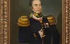 Carnet de voyage - 1818 : A Hawaii, Bouchard échange un bateau contre un chapeau