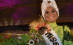 Herevai Hoata, élue Miss Hitia'a o te Ra