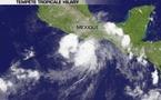 L'ouragan Hilary se forme dans le Pacifique au large du Mexique