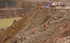 Birmanie: 2 morts, une cinquantaine de disparus dans un glissement de terrain dans une mine de jade