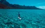 Surfoil – Efoil : Fred Morin a adopté le surfoil électrique