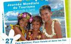 27 septembre Journée mondiale du tourisme