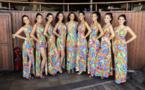 Miss Tahiti 2019 : les candidates se dévoilent