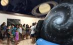 Découvrez le planétarium ce weekend à la Maison de la Culture