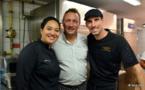 D'une cuisine à l'autre : Trois chefs réinventent le fromage néo-zélandais