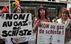 """Gaz de schiste: EELV demande une """"abrogation absolue"""" de tous les permis"""