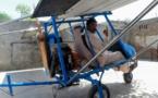 Au Pakistan, le vendeur de pop-corn sait aussi construire un avion