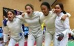 Escrime – Championnat d'Océanie junior : Six médailles pour nos athlètes