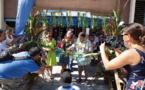 Uturoa : la TPR inaugure son Village de course